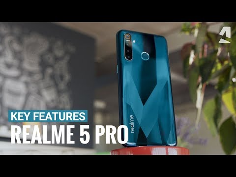 Realme 5 Pro hands-on & top features