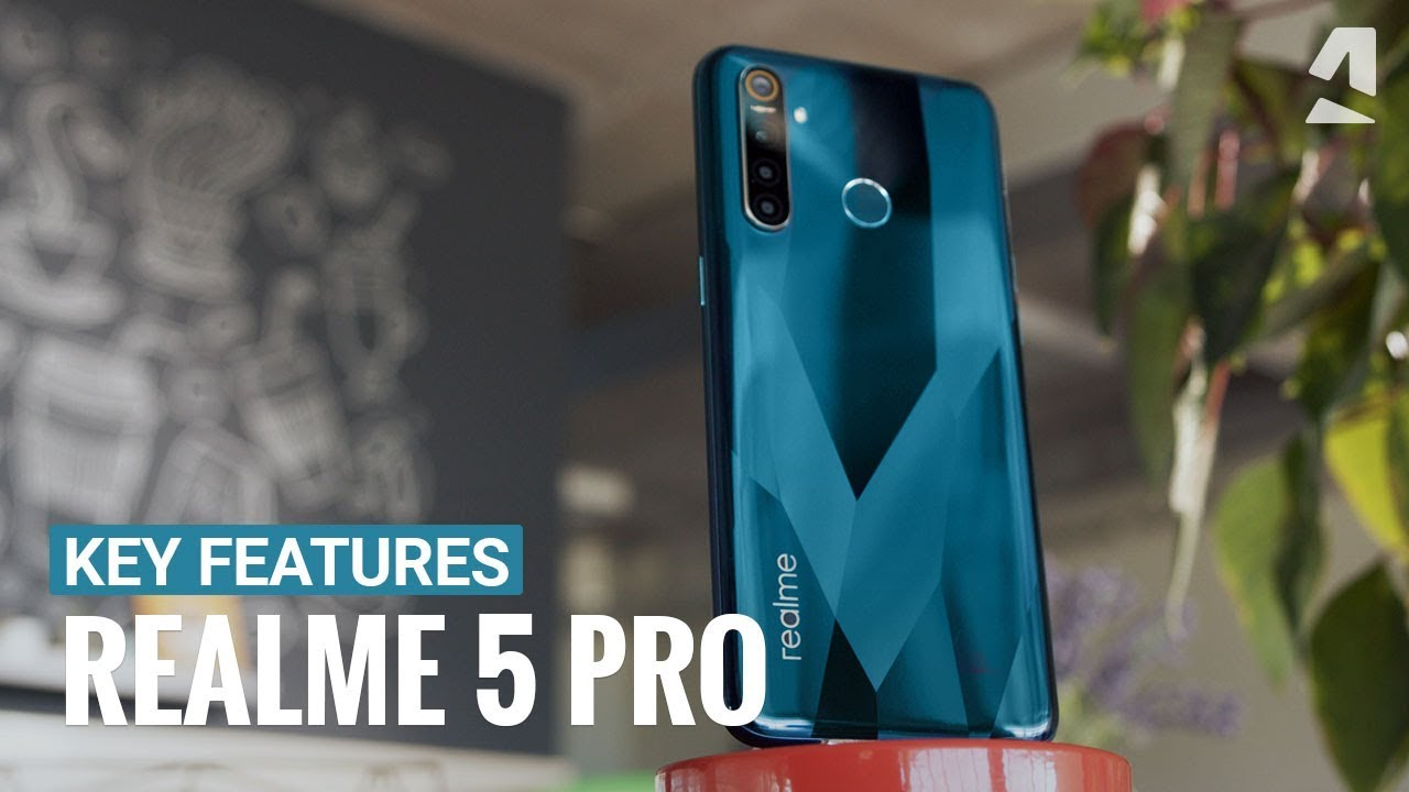 Realme 5 Pro goes on sale in India - GSMArena com news