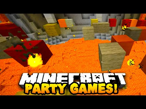 "Minecraft PARTY GAMES ""PRESTON THE HACKER!"" #11 w/ PrestonPlayz & ChocoTheChocobo!"