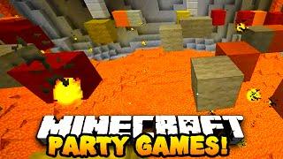 """Minecraft PARTY GAMES """"PRESTON THE HACKER!"""" #11 w/ PrestonPlayz & ChocoTheChocobo!"""