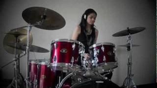 Jet Lag - Simple Plan (Drum Cover) - Rani Ramadhany
