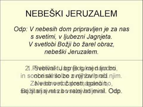 Emanuel - Nebeški Jeruzalem