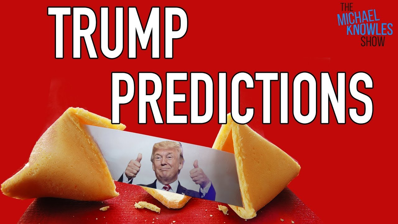 Can Trump Predict The Future?