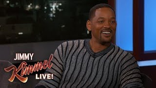 Will Smith on Aladdin & Turning 50