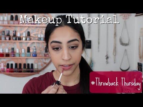 Tarte Tartlette in Bloom #TBT   Makeup Tutorial