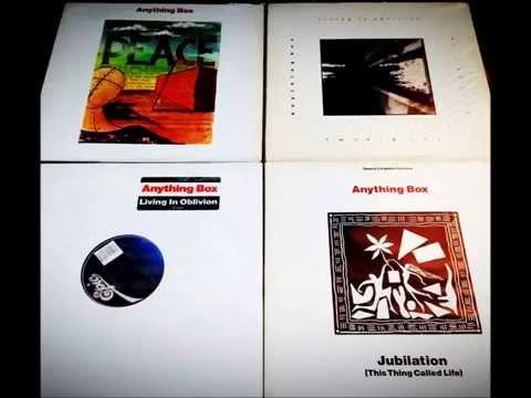 Anything Box - Peace (Mini Mix Album)