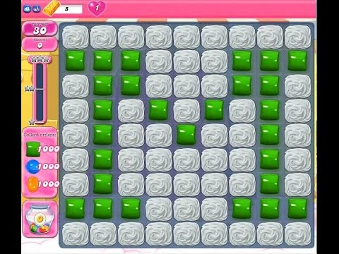 Candy Crush Saga Level 1000    ★★★   NO BOOSTER [ 4,240,140 Points ]