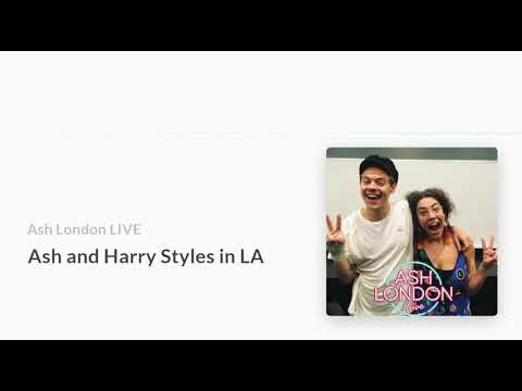 Harry Styles — Full interview with Ash London