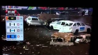 Stock Car crash challenge 2011 finale