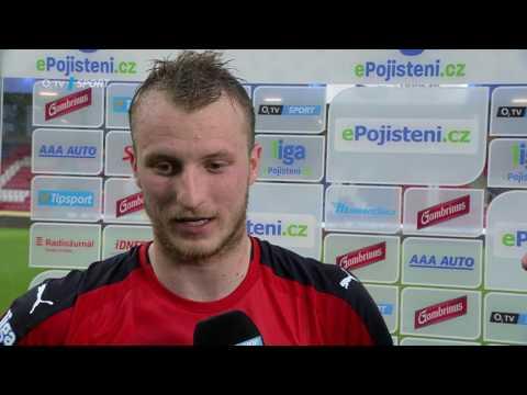 Michael Krmenčík: S*re mě to. (rozhovor po zápase Plzeň - Mladá Boleslav 3:3)