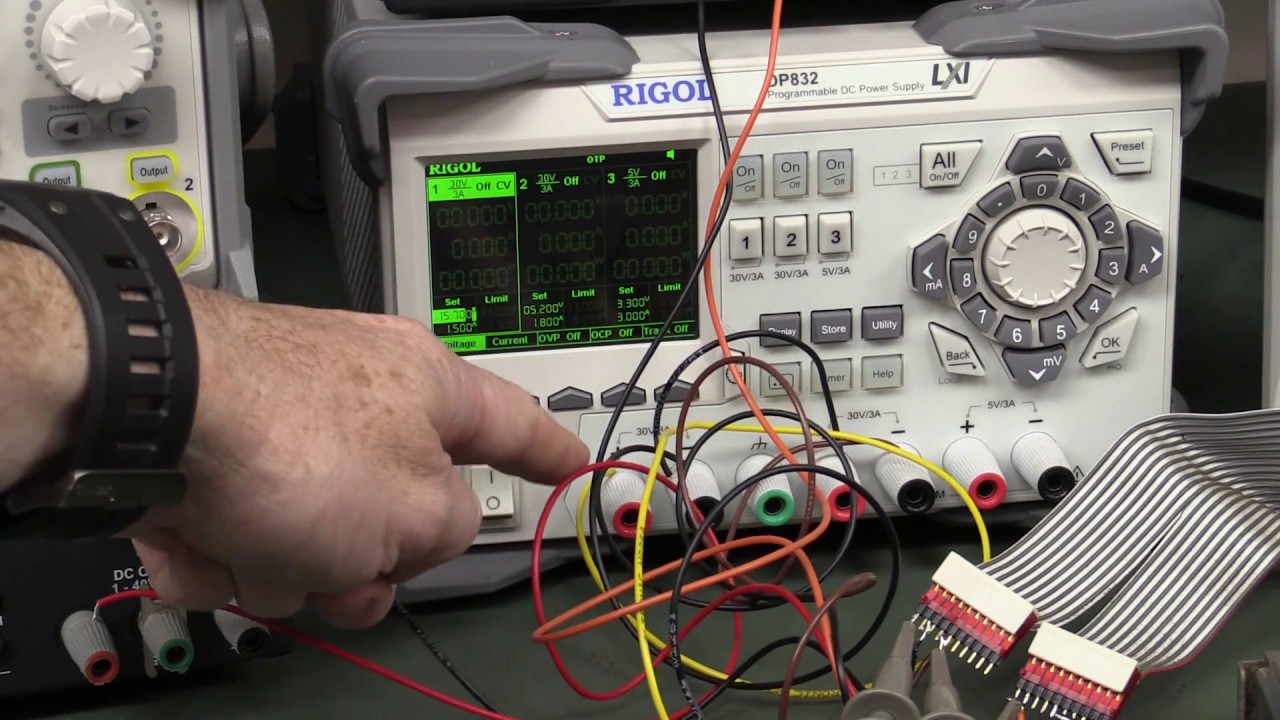 Eevblog 995 Power Supply Sequencing Youtube
