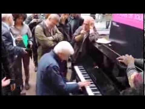 Jean-Philippe COLLARD - Valse minute, Chopin - Gare Saint Lazare
