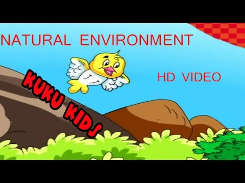 Natural Environment- Know About Our Nature