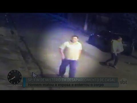 Família descobre ao vivo que mulher desaparecida foi assassinada | Primeiro Impacto (05/04/18)