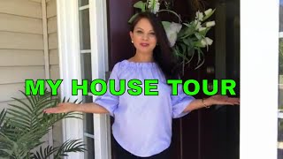 MY HOUSE TOUR / INDIAN ( NRI ) HOME TOUR /  Ami's Lifestyle