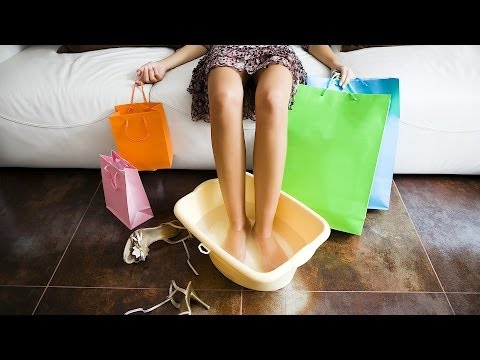Best DIY Foot Bath | Skin Care Guide from YouTube · Duration:  1 minutes 56 seconds