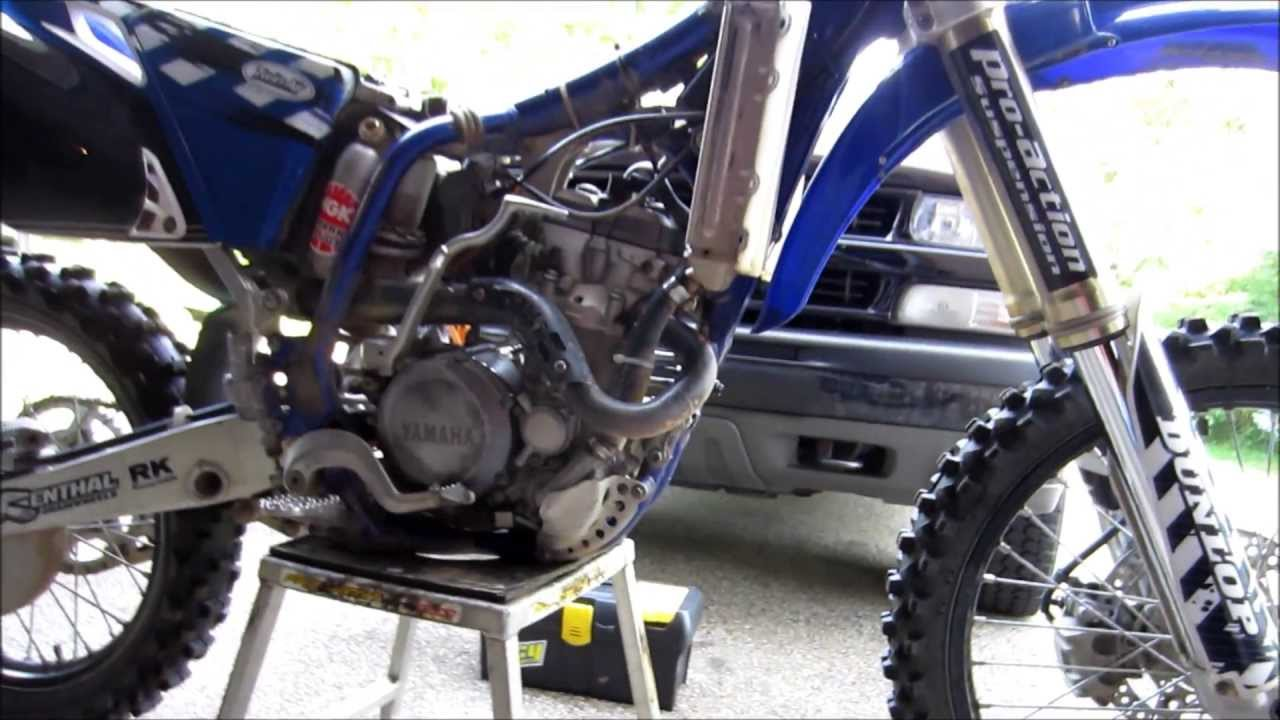 SOLVED: HughesWhat main jet for a 2009 yz450f with a - Fixya