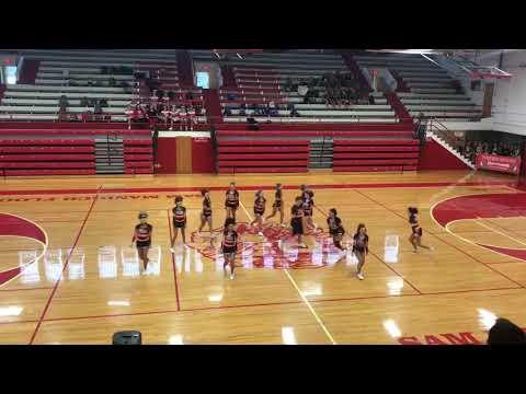 Tolsia High School Cheer 2018
