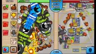 BTD Battles - Is the Bananza/Cobra strategy unbeatable?