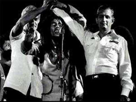 Bob Marley - Revolution - live at Deeside Leisure Centre 1980 w' lyrics