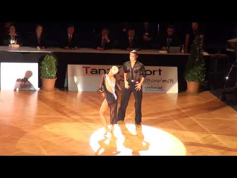 00147 WDSF World DanceSport Championship Latin 2017.Final .Samba.