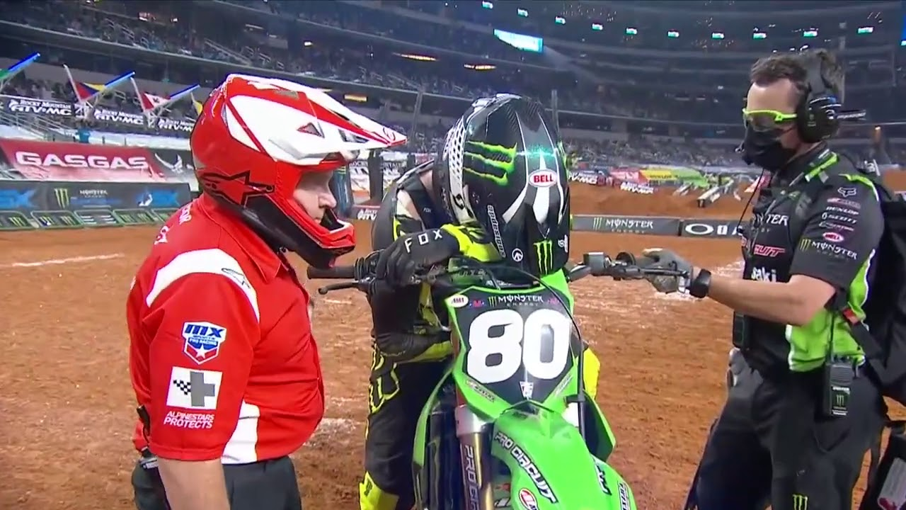 250SX Highlights From Round 10 at Arlington!