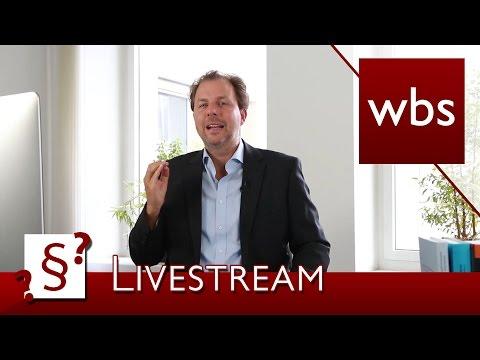 Darf ich Fußball Live Streams im Internet gucken? - Kanzlei WBS