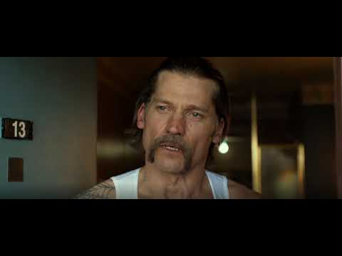 Shot Caller 2017, dramatic father and son meeting scene
