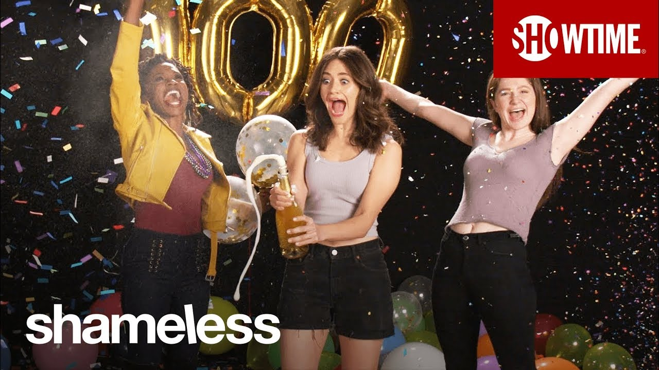 Shameless' cast celebrates 100th episode of the show, the Gallaghers