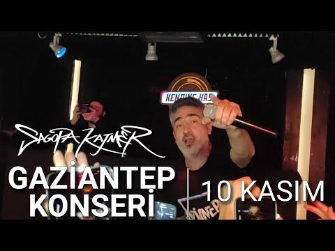 Sagopa Kajmer Gaziantep Konseri (Full)   10 Kasım 2019