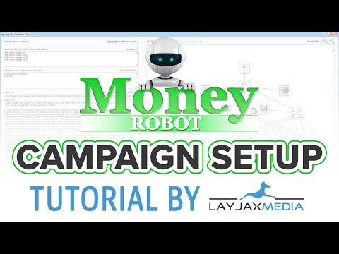 Money Robot Submitter Demo - Part 1 (Money Robot Overview and Campaign Tutorial)