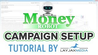 Money Robot Submitter Demo  Part 1 (Money Robot Overview and Campaign Tutorial)