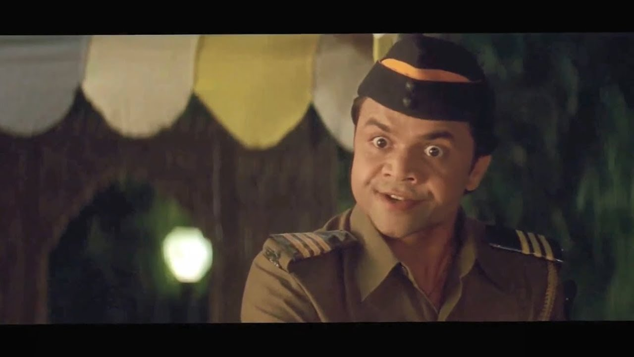 Part 7 Rajpal Yadav || Comedy Scene || TARZEN MOVIE