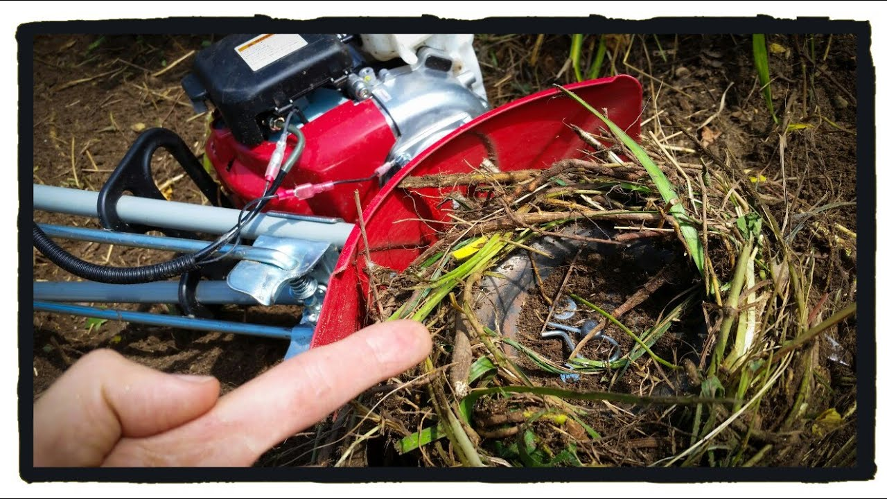 Mantis Tiller Cultivator - Serious Problem - Review