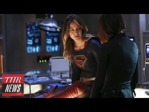 Melissa Benoist Calls for Change After 'Supergirl' Boss Accused of Sexual Harassment   THR News