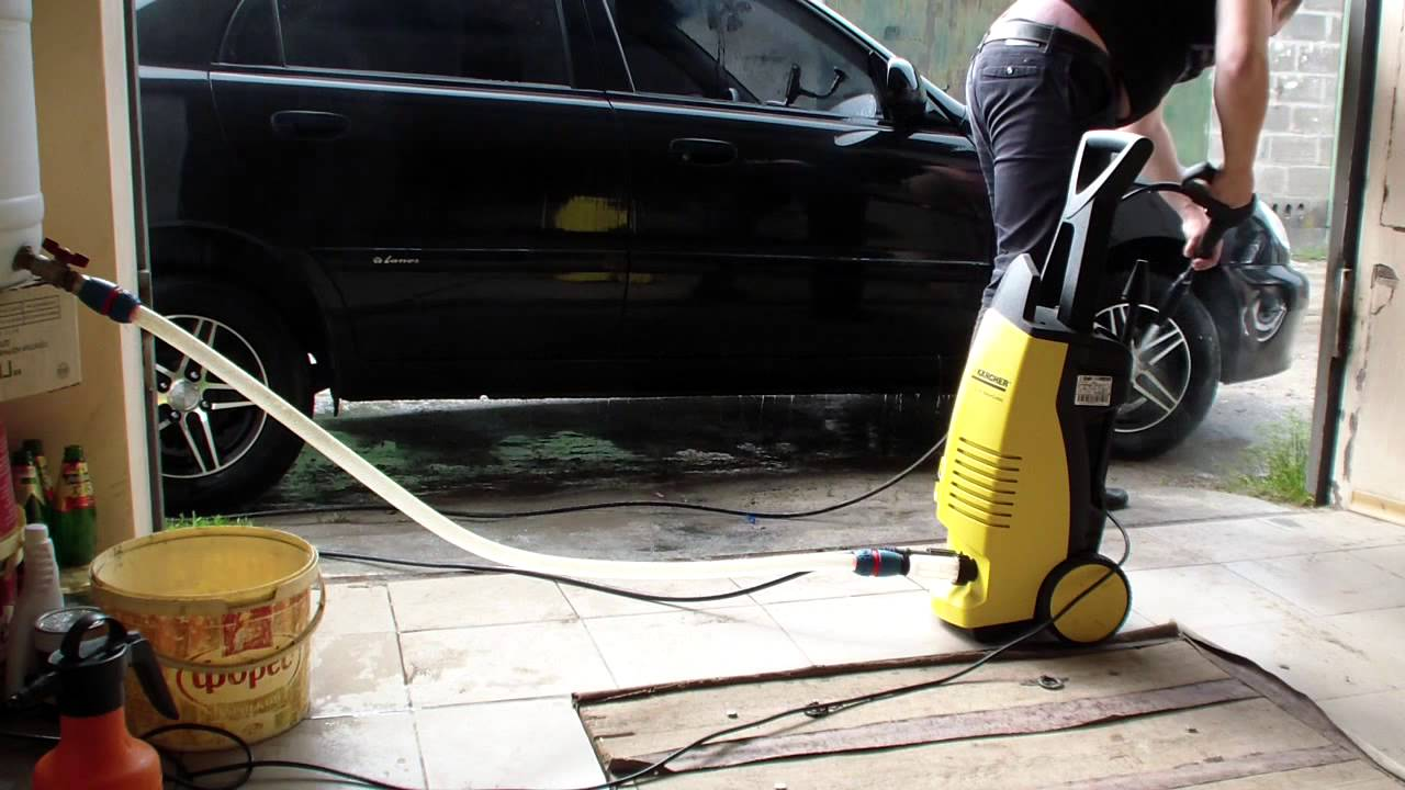 repair ( manufacture ) hose ( RVD ) karcher tubomatic h - YouTube