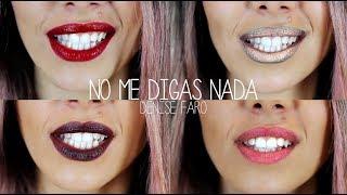 NO ME DIGAS NADA | Denise Faro