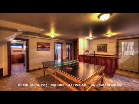 6 Bedroom Swiss Style Cottage/Chalet with HotTub