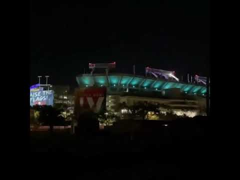 The Weeknd Starboy Rehearsal – Superbowl Halftime Show 2021 #Shorts