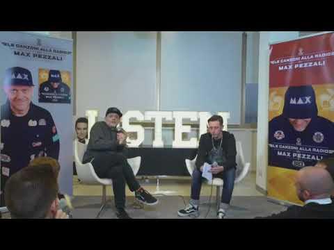 Shade intervista Max Pezzali: Il concerto a San Siro
