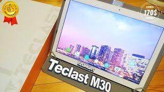 ???? Распаковка Teclast M30 4/128 Гб 4G  с AliExpress