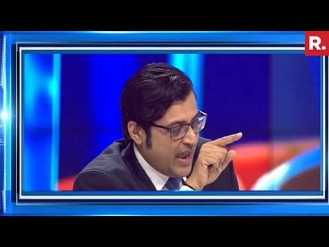 Netas Vs Citizens: When Will The VVIP Racism STOP? | The Sunday Debate With Arnab Goswami