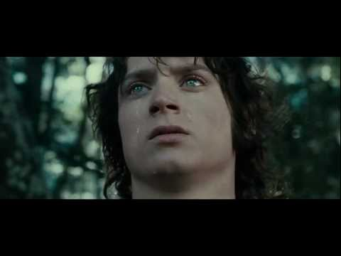 The Lord of the Rings - All you have to decide (Gandalf) quote