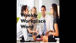 CONSOLIDATE | WEEKLYWORKPLACEWORD