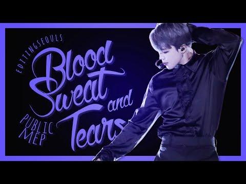 [★eS] 피 땀 눈물 (Blood Sweat & Tears) || Public MEP