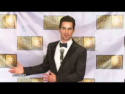 Matt Bomer at the 2014 Critics' Choice Television Awards June 19, 2014 in Beverly Hills, California