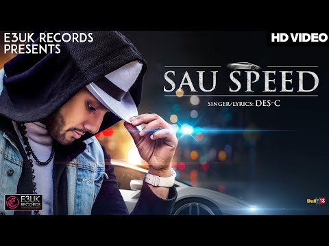 Sau Speed | Des-C | Official Video | E3UK Records