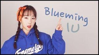 Gambar cover 아이유 IU - Blueming 블루밍 COVER | [CVS]
