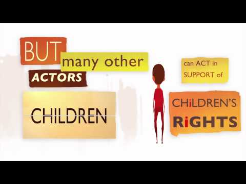 From Children's Rights to Children's Realities