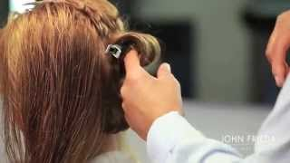 How to do a Salon Volume Blow-Dry at Home | Beauty Editor Thumbnail